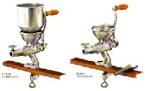 Porkert manual fruit extractor