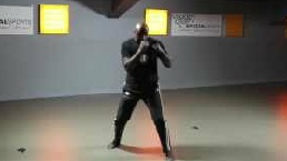 Ernesto Hoost Shadow boxing  this video clip is showing a few individual styles of Shadow boxing